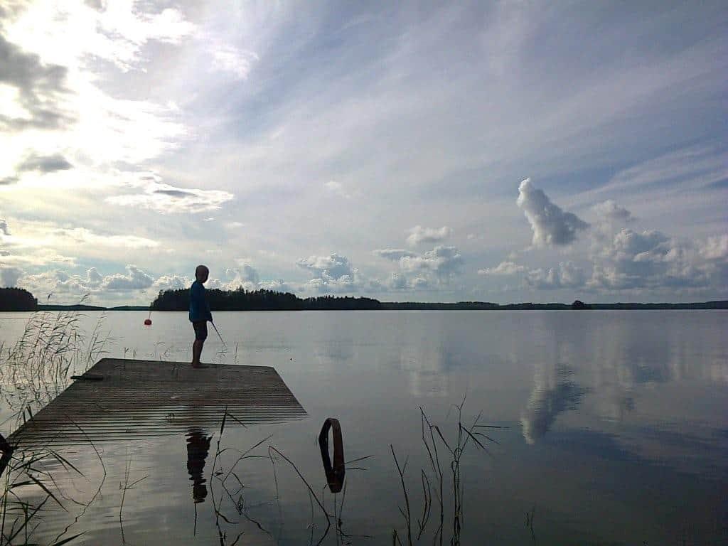 Kalaa lähituotantona, suomalaista, perinteitä kunnioittaen.